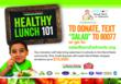 Harris Teeter Let's Move Salad Bars 2 School - Shelf Talker